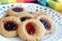 Betty's Peanut Butter Jam Drops (Cookies)