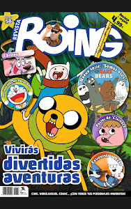 Boing (Revista) screenshot 5