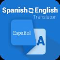English Spanish Language Translator 2018 icon