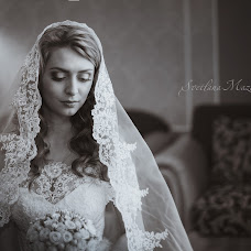 Wedding photographer Svetlana Mazurina (Mazurina). Photo of 08.02.2014