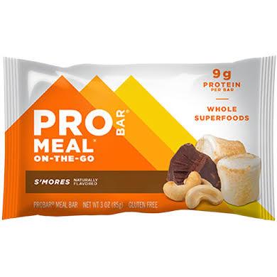 Probar Meal Bar - S'mores, Box of 12