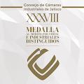 Medalla CCIJ