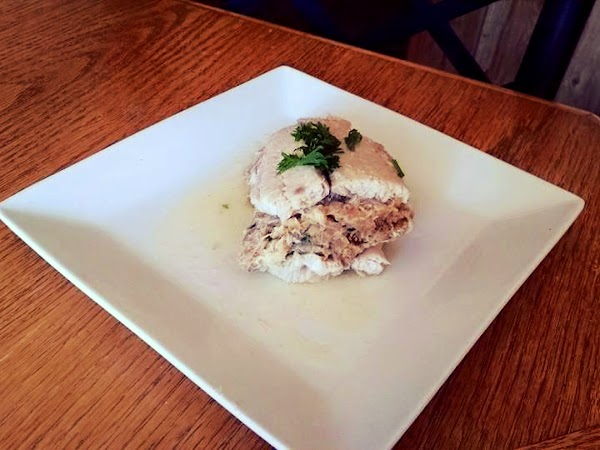 Cajun Crab Stuffed Fish Fillets Recipe