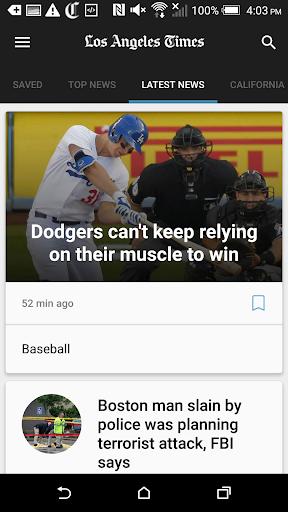 免費下載新聞APP|LA Times app開箱文|APP開箱王