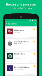 VoucherCodes: Discounts, Deals- screenshot thumbnail