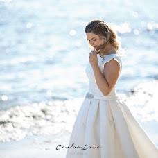 Wedding photographer Carlos Lova (carloslova). Photo of 28.10.2016