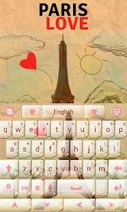 Paris-Love-GO-Keyboard 5