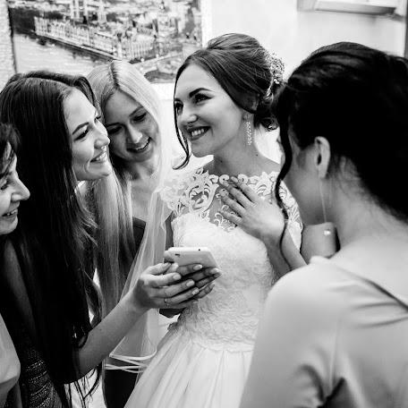 Wedding photographer Svetlana Znamenskaya (SSvet). Photo of 08.01.2018