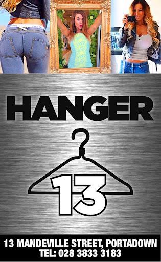 Hanger 13