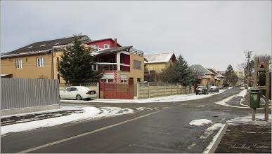 Photo: Turda - Str. Teilor , intersectie cu Str. Primaverii - 2019.01.09
