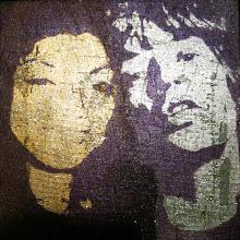 Foto: Ms Plexiglas & Mr Jagger  NON DISPONIBILE