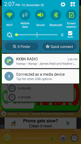 android KKBN RADIO Screenshot 6