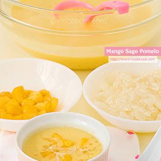 Mango Sago Pomelo.