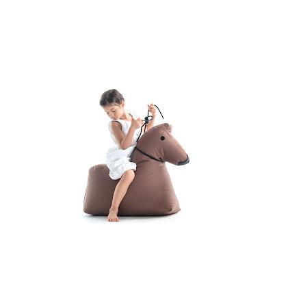 Sitting Bull Saccosäck Lotte brun