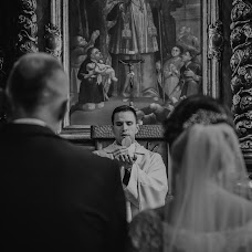 Wedding photographer Marcin Skura (msphotodesign). Photo of 03.11.2017
