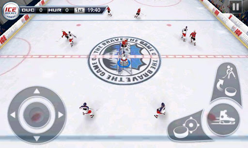Ice Hockey 3D 2.0.2 screenshots 1