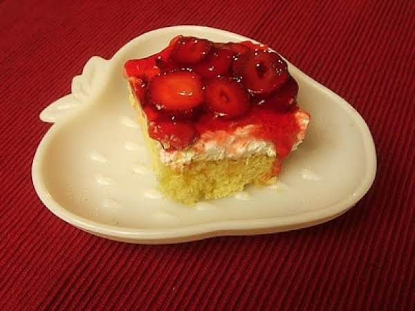 Strawberry Layered Dessert Recipe