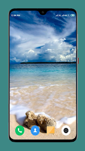HD Beach Wallpapers App Download For Android and iPhone 3