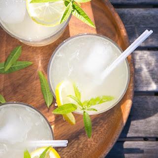 Lemon Verbena Lemonade.