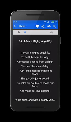 LDS Hymns - Music screenshot 2