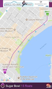 WDSU Parade Tracker - náhled