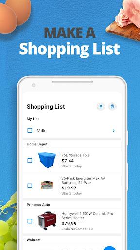 reebee: Flyers, Deals & Shopping List 4.5.8 screenshots 4