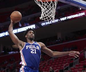 Philadelphia 76ers komen op voorsprong in serie na overwinning tegen Atlanta Hawks