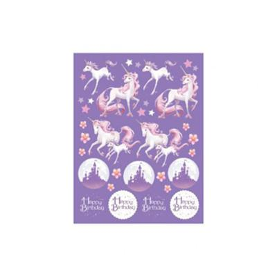 Discount Party Supplies Unicorn Fantasy Party - Stickers