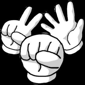RPS Wars (Rock-ножницы-бумага)