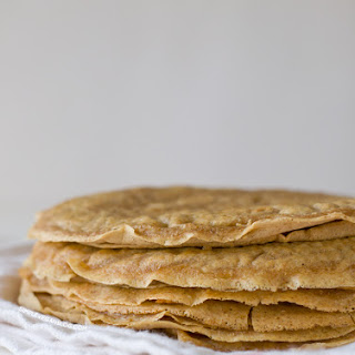 Crepes With Soy Milk Recipes.