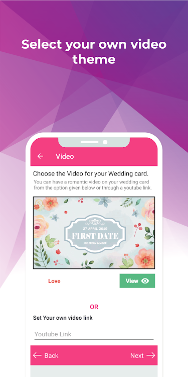 Free Wedding Invitation Cards Maker Shubhecha Android