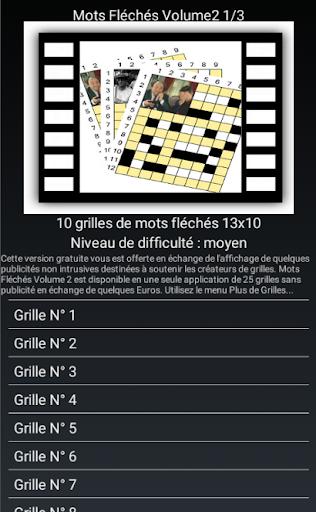 Mots Croisés Gratuit Cinéma