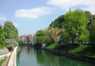 Photo: Ljubljanica River