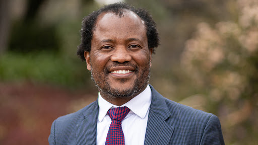 Professor Zeblon Vilakazi, newly-appointed vice-chancellor and principal of the University of Witwatersrand.  Photo credit: Wits University