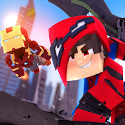 Super Hero Skins for MCPE Ultra Pack