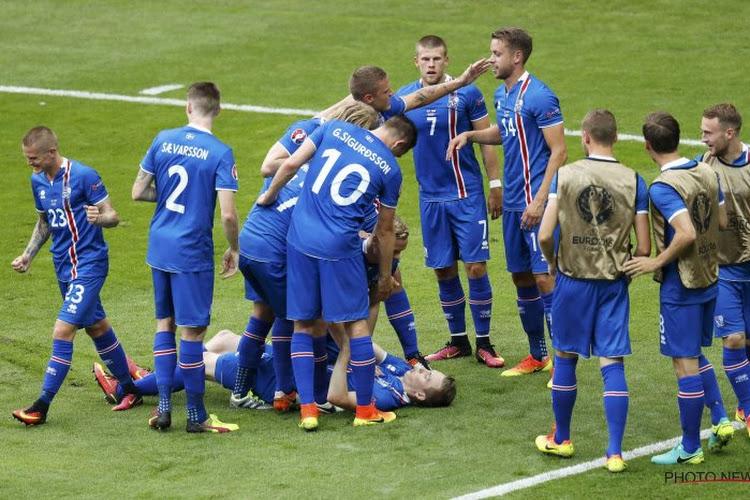 IJsland in de zevende hemel: eerste EK-zege en 1/8e finale!