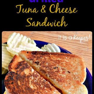 Easy Grilled Tuna Melt