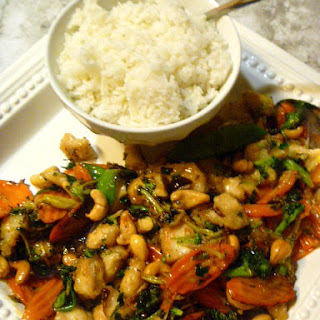 Chicken Teriyaki Stir Fry With Vegetables Recipes.
