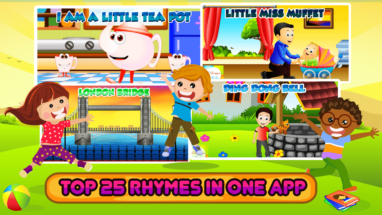 Top 25 Nursery Rhymes Videos- screenshot