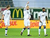 Bruges s'est largement imposé à Gand et compte 19 points d'avance au classement