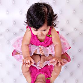 Stefanie by Cesar Palima - Babies & Children Babies