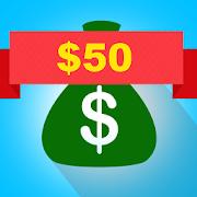 Make Money - $50 Dollar Cash Rewards 2.8.0 Icon