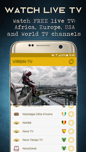 Watch Live TV & Online Radio v4.1.1 [Subscribed]