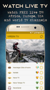 App Watch Live TV Free & Online Radio APK for Windows Phone