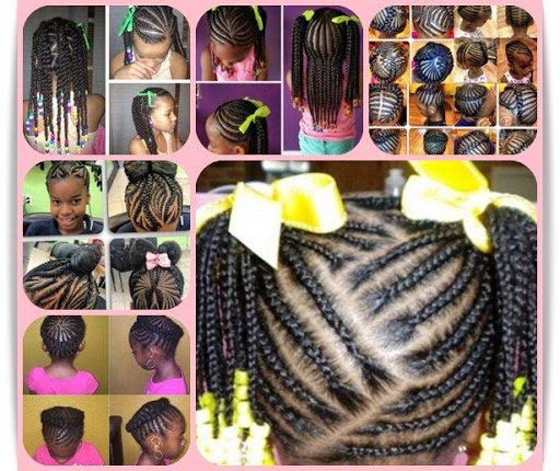 Download Kids Hairstyle And Braids 2018 On Pc Mac With Appkiwi Apk