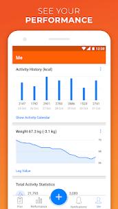 Virtuagym Fitness Tracker Premium (Cracked) 2