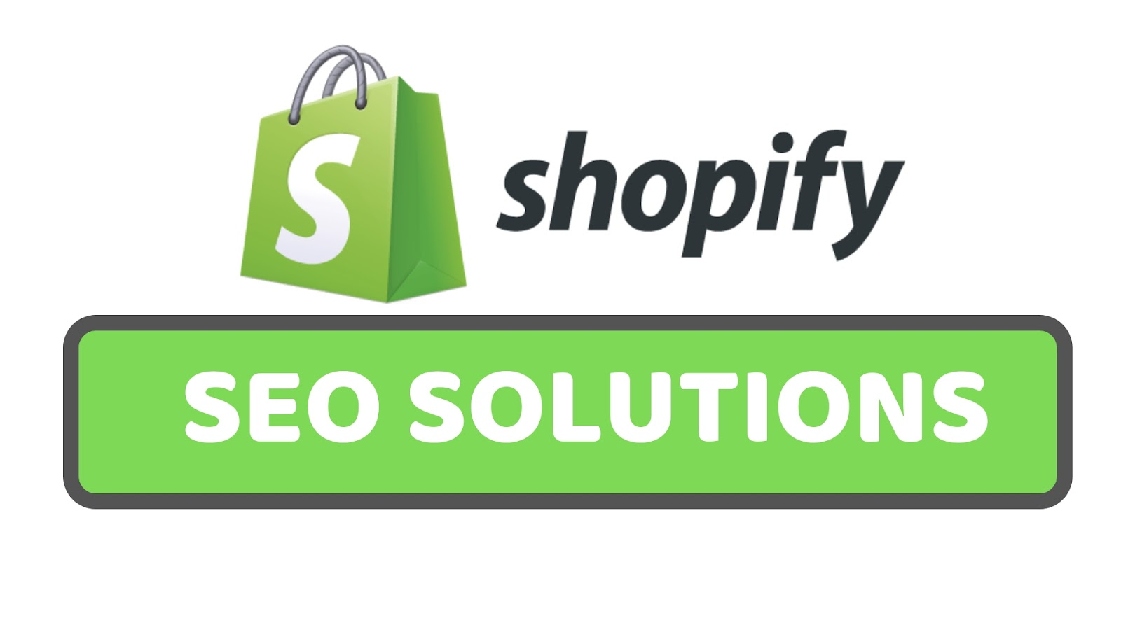 Shopify SEO Solutions