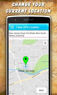 App Fake GPS Location Changer APK for Windows Phone