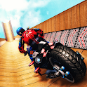Robot Bike Stunt Master - Free Racing Games 2020 icon