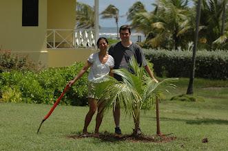 Photo: Michael & Liliane, July 2010